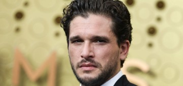 Kit Harington 'clung' to the idea that he could make fundamental changes in rehab