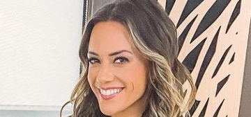Jana Kramer on being open about her split: there are so many things I regret saying