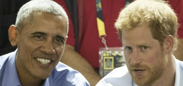 Why didn't Barack Obama invite the Duke & Duchess of Sussex to his party?