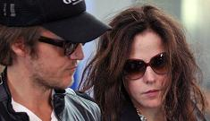 Is Mary-Louise Parker a cougar homewrecker?