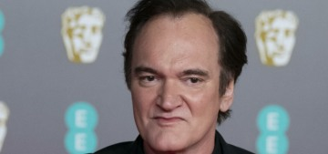 Quentin Tarantino swore he would never give his mother a penny of his millions
