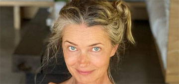 Paulina Porizkova on dating: 'The pool of available men is now a puddle'