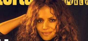 Halle Berry: As 'a Black woman, I haven't always had parts that I absolutely love'