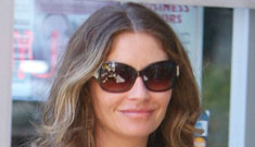 People mag confirms Rebecca Gayheart's cigarette-smoking pregnancy