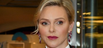 Princess Charlene is undergoing a four-hour surgery in South Africa today
