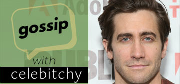 'Gossip With Celebitchy' podcast #99: We got hate mail for telling people to bathe