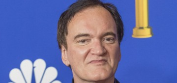 Quentin Tarantino's mom Connie: 'I support him, I'm proud of him and love him'