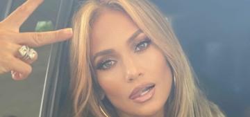 Jennifer Lopez finally unfollowed A-Rod on Instagram & deleted a bunch of photos