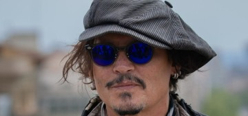 Johnny Depp: Hollywood is 'boycotting' me for an 'unpleasant & messy situation'