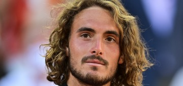 Tennis player Stefanos Tsitsipas will only get vaccinated when it's mandatory