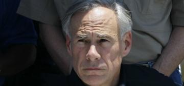 Texas Gov. Greg Abbott, opponent of vaccine & mask mandates, has Covid