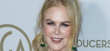 Nicole Kidman got an exemption on Hong Kong's mandatory 3-week quarantine