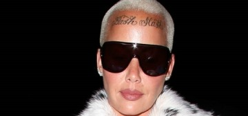 Amber Rose broke up with AE because he was cheating on her with 12 women