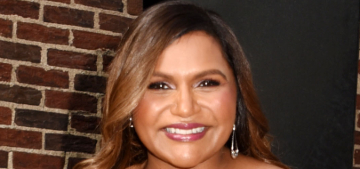 Mindy Kaling on being a mom: We carry guilt about needing help