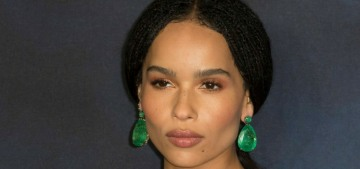 Zoe Kravitz & Channing Tatum were seen out in NYC: are they really together?