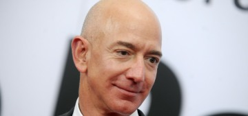 Jeff Bezos had an ice cream food truck install a soft-serve machine in his home