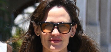 Jennifer Garner and her on-again ex, John Miller, spotted out in NYC together