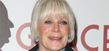 Linda Evans: 'Our 50s and 60s are the best years of our life'