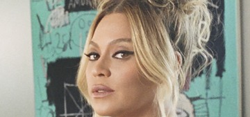 Beyonce & Jay-Z star in a Tiffany's ad campaign with a Basquiat painting