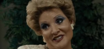 Jessica Chastain did permanent damage to her skin by playing Tammy Faye?