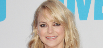 Anna Faris explains why she eloped and didn't have anyone at her wedding