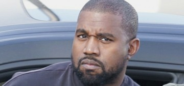 Kanye West wants to change his legal name to 'Ye' with no surname