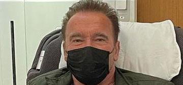 Supplement company drops Schwarzenegger after he calls out maskholes