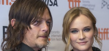 Diane Kruger & Norman Reedus are engaged, six years after their affair