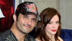 Rose McGowan breaks off engagement with director Robert Rodriguez