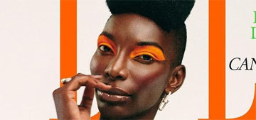 Michaela Coel loves dancing at night in the park: 'You can't live in fear'