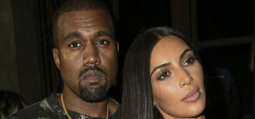 Kanye West apparently cheated on Kim after Saint West was born in 2015