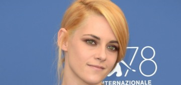 Kristen Stewart: My fame can't compare to Princess Diana's enormous fame