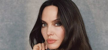 Angelina Jolie: 'It was hard for me when Brad' worked with Harvey Weinstein
