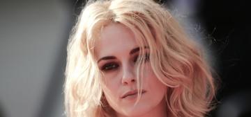 Kristen Stewart wore Chanel for the Venice 'Spencer' premiere: ugh or fine?