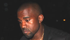 Kanye West whines like a baby when nobody gives him chicken