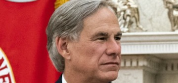 TX Gov. Greg Abbott promises to 'eliminate all rapists from the streets'