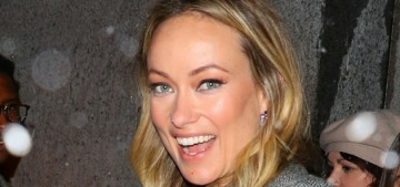 Olivia Wilde & Harry Styles 'seem very serious & happy' after a quiet summer