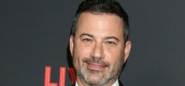 Jimmy Kimmel thinks that unvaccinated Covid-sufferers shouldn't be hospitalized