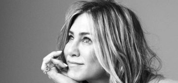 Jennifer Aniston has finally launched her own 'LolaVie' haircare product line