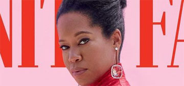 Regina King covers VF: 'We're not a monolith. We can be the athlete and the nerd'