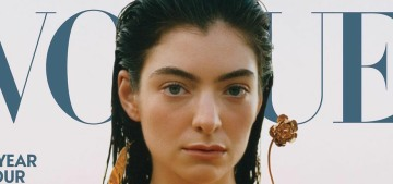 Lorde: Social media is one of the things 'making us sick as a society'