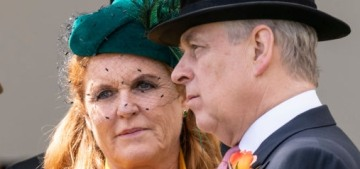 VF: Prince Andrew & Fergie might get remarried now that Philip has passed
