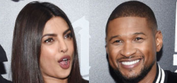 'The Activist,' with Usher, Priyanka Chopra & Julianne Hough, sounds dystopian