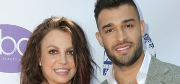 Britney Spears & Sam Asghari are engaged after five years together