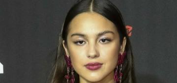 Olivia Rodrigo wore vintage Versace to the VMAs: super-cute or meh?
