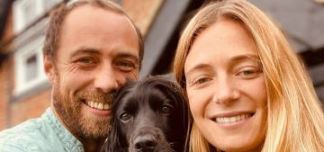 James Middleton got married in France, his sisters & their families attended