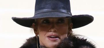 Jennifer Lopez wears Ralph Lauren at the Met Gala: meh or okay?