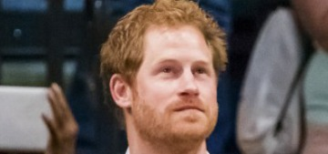 Prince Harry & Dr. Biden did a White House virtual event for wounded warriors