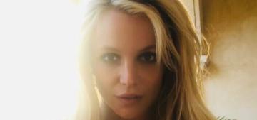 Britney Spears deleted her Instagram days after her engagement