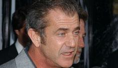 Mel Gibson's son in rehab